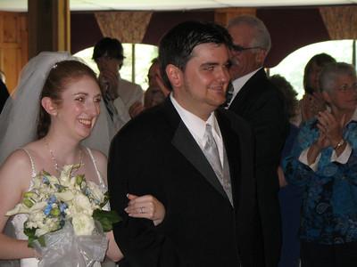 Joe and Liz's Wedding 6.2.2007
