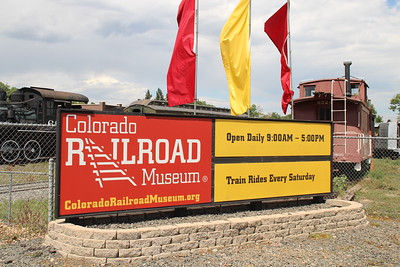 Aug 14 CO Railroad Museum