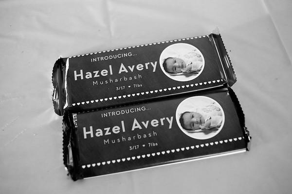 MEET HAZEL & BIRTHDAYS