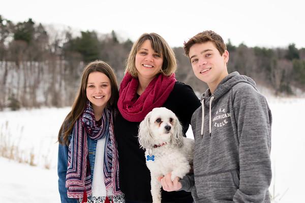 Jacinda's Family