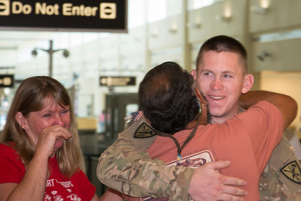 5/18- Welcome Home Justin!