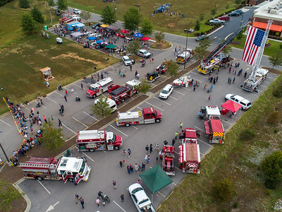 2019-10-06-nwfd-public-safety-day >> PLUS DRONE