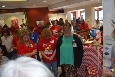 Florida Presbyterian Homes Christmas Party 2017