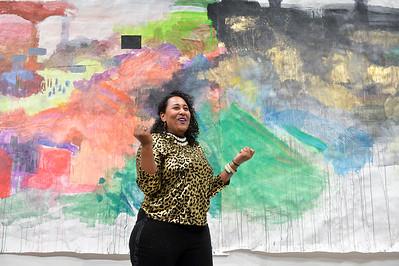 Art Jessica Scott-Felders Gallery Talk