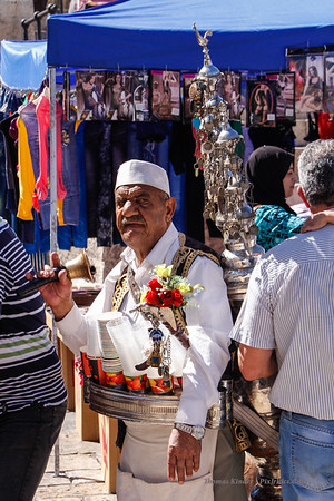 Damascus Gate Market October 2013