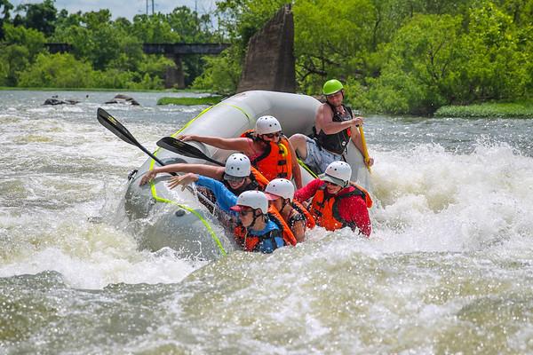 River City Adventures 6-6-15 Morning Trip