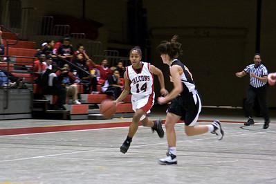 2008, December 16 Varsity vs. Rockford