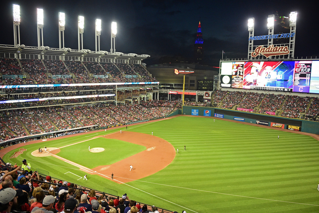 . Stay strong at Progressive Field >> The Indians tied the Rangers for the best home record in the American League last year at 53-28. They were 39-41 at home in 2015. Remember, home-field advantage in the World Series now goes to the team with the better overall record. The best way to ensure that is to dominate at home.  (AP Photo/David Dermer)
