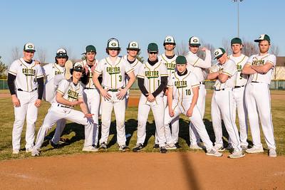 2021 GHS Baseball