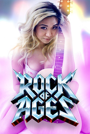Rock of Ages Cast Posters