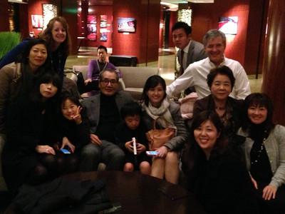 Tokyo Reunion 2013