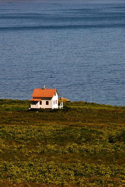 Aðalvík - Sæból. Steinhúsið. 2010.