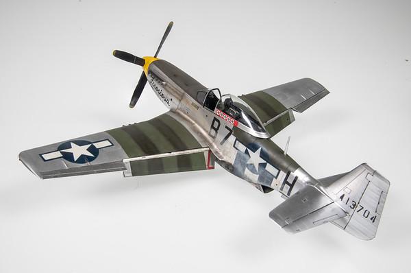 1/48 Eduard P-51D-5 Mustang