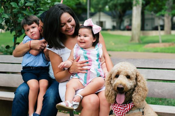 Garcia Family Summer 2020