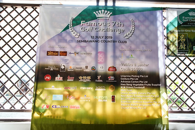 Famous 7th Golf Challenge