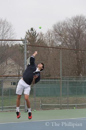 Boys Tennis vs. Deerfield 4/19/14