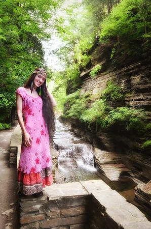 Treeman Park Waterfalls, Lucifer Falls, Beautiful Trails and Nature Walks