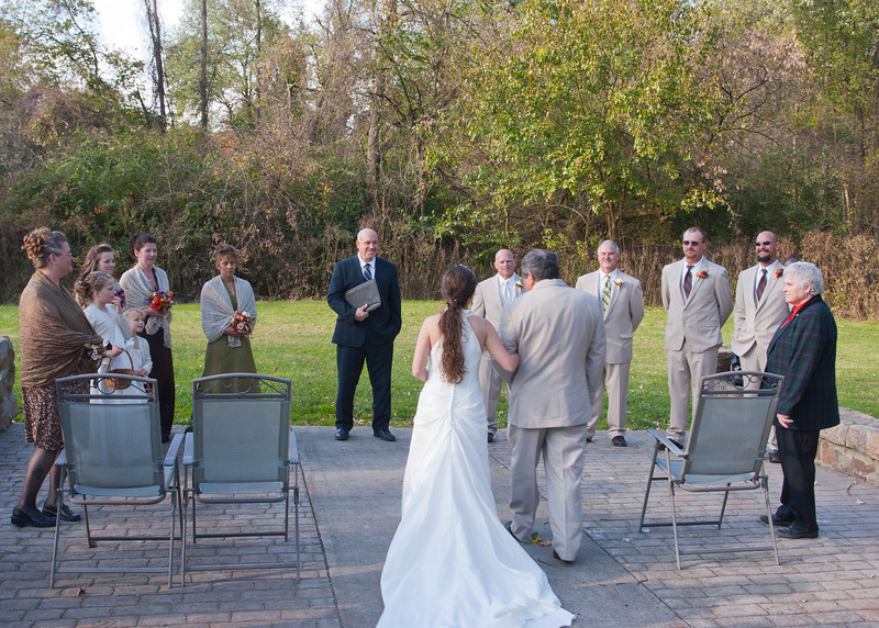 Wedding Procession, Stone Arch Bridge Lewistown, PA img_6064A.jpg