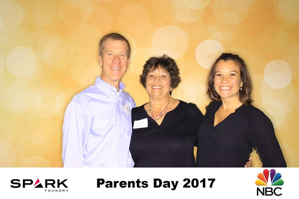 "NBC Universal & Sparks Foundry ""Parents Day 2017"""