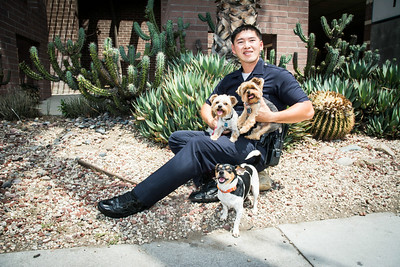 Officer Hung Kun Ma