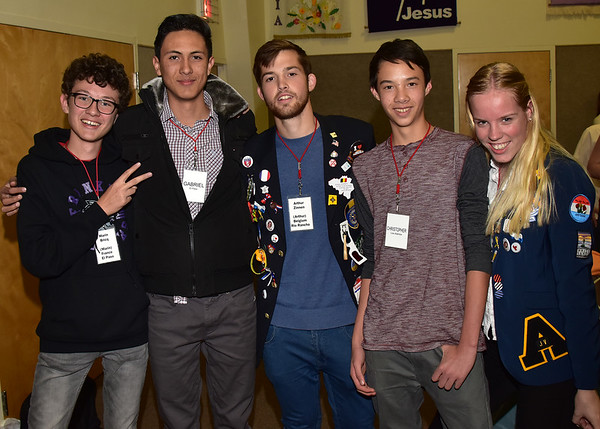Rotary Youth Exchange-Alamogordo Dec 2016