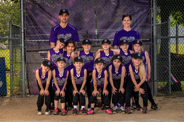 Softball - Hope Team Pictures