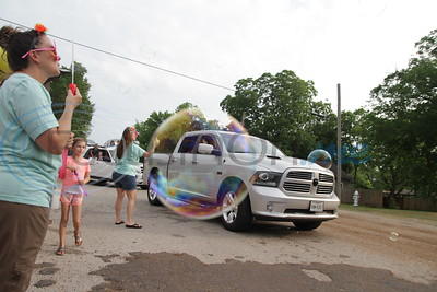 Wave Parade At Troup Elementary by Joey Corbett