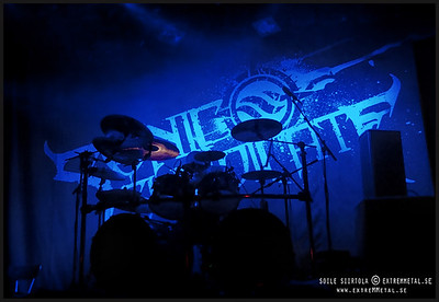 Sonic Syndicate - Klubben  7/2 2009