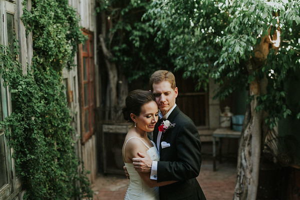 Brian + Jeanette | A Wedding Story