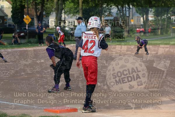 North Buffalo Wildcats vs Amherst Lightning