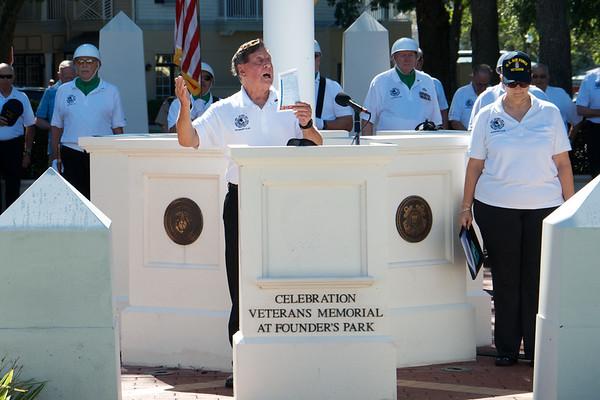 2017 Memorial Day Ceremony in Celebration