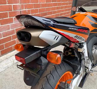 2005 Honda CBR1000RR Repsol 0 Mile on IMA