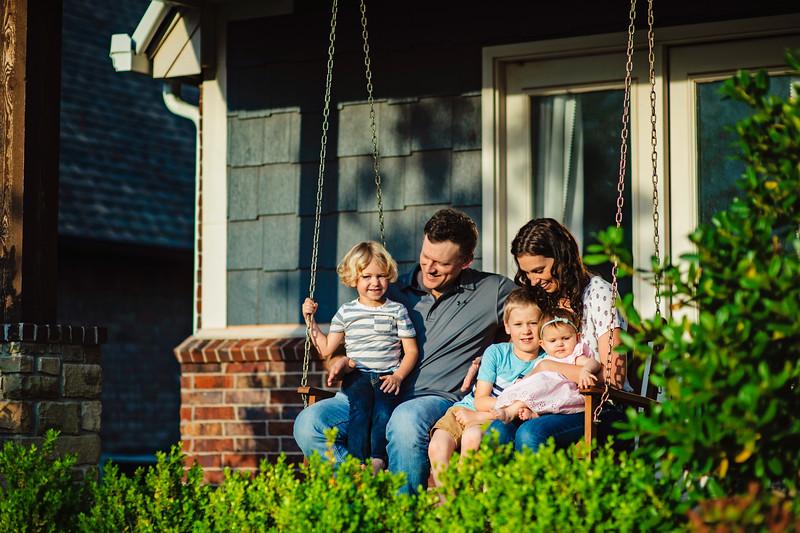 Jessica Schaffner Family