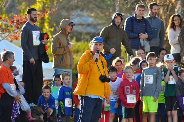 2014 - Tom Casper 7-12 year old race