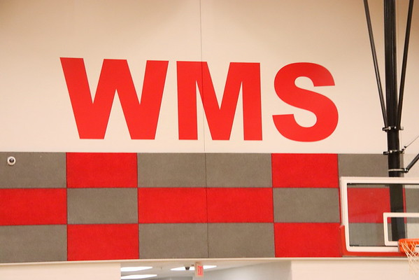 WMS Girls Basketball vs Winfield  121318