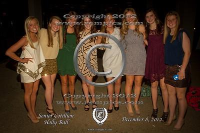 Senior Holly Ball 2012