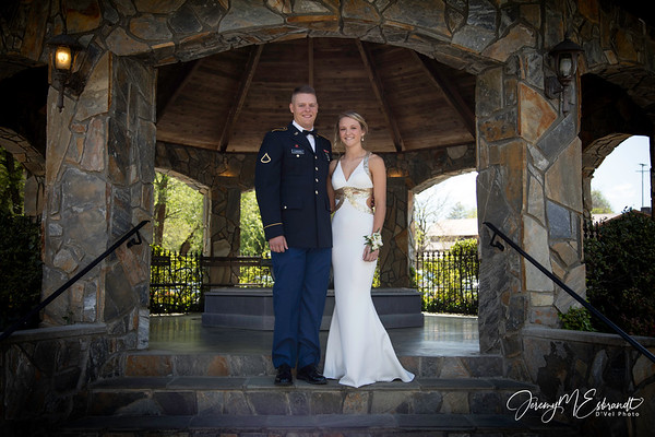 Cody and Emma - Prom Portraits - 04-23-2016