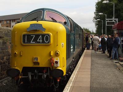 Class 55 Deltic