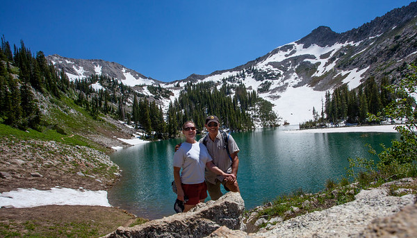 Red Pine Lake Hike