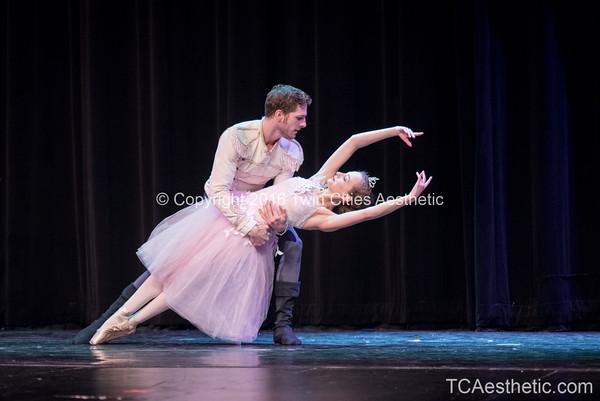 Ballet Rehearsals
