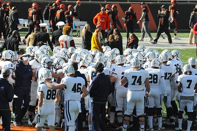 Yale vs Princeton 11.11.17 Won 35-31