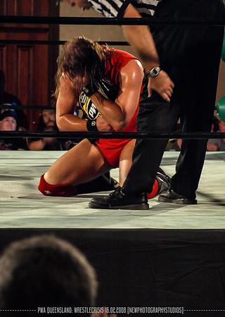 PWA Queensland - Wrestlecrisis 16.02.2008