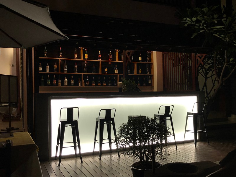 Thirdfold Bar