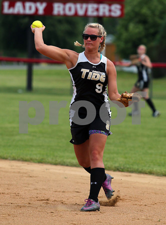 2013 District IX AA Softball Championship Curwensville vs. Redbank Valley