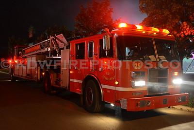 DFD/EMS Apparatus