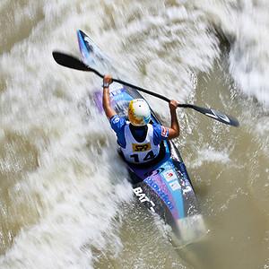 ICF Canoe Kayak Slalom World Cup Bratislava 2009