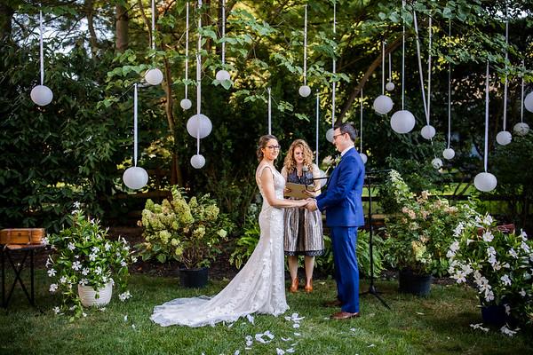 Shannon + Chris: Micro Wedding