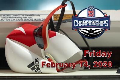 2020 Friday NCAC Championships (02-14-20)