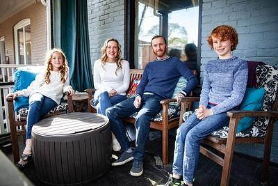 McCormack Family 2020