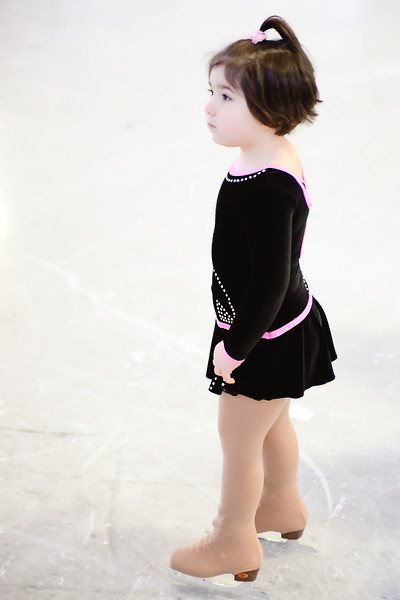 Francesca & Gabrielle Figure Skating 02-2011